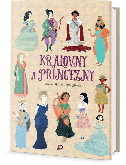 neuveden: Královny a princezny
