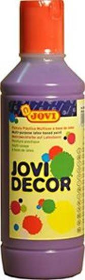 neuveden: JOVI DECOR - akrylová barva 250ml fialová
