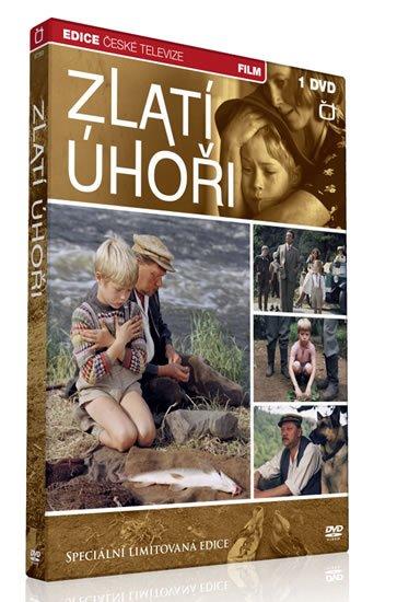 neuveden: Zlatí úhoři - 1 DVD