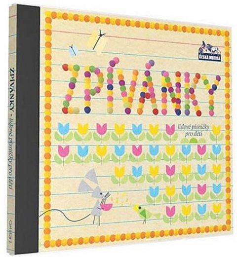 neuveden: Zpívánky 1. - 1 CD