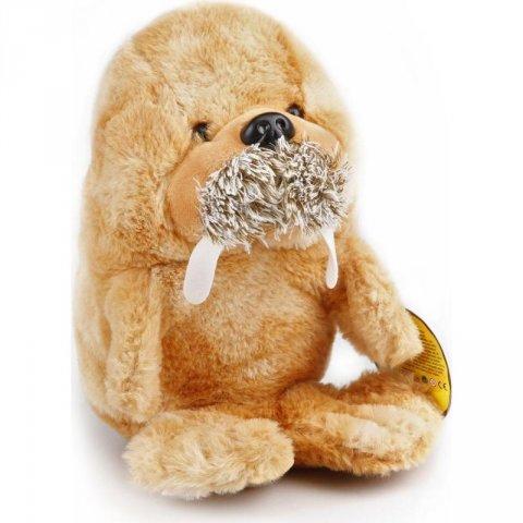 neuveden: Mazlíci plyšové zvířátko Mrož 25 cm