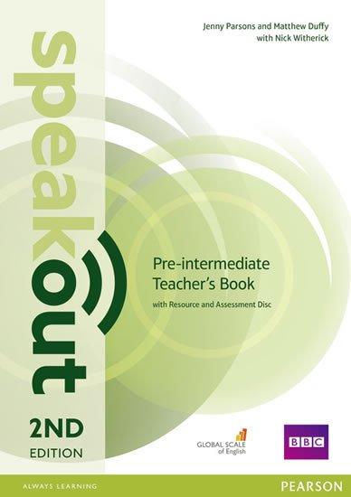 Duffy Matthew: Speakout 2nd Edition Pre-Intermediate Teacher´s Guide w/ Resource & Assessm
