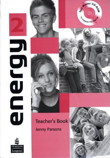 Elsworth Steve: Energy 2 Teacher´s book w/ DVD/Test Master CD-ROM