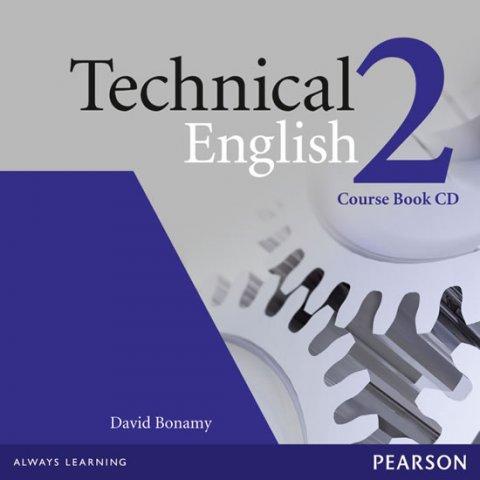 Bonamy David: Technical English 2 Coursebook CD
