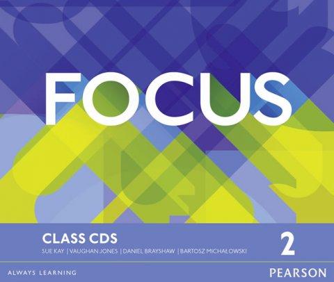 Jones Vaughan: Focus 2 Class CDs