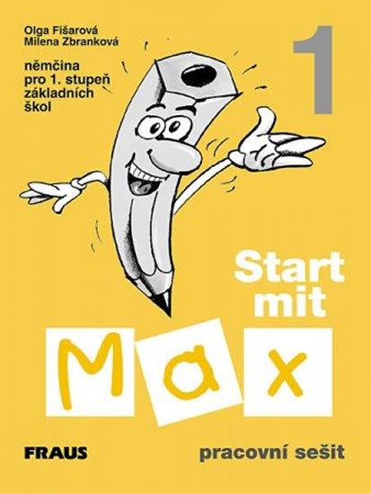 kolektiv autorů: Start mit Max 1 - pracovní sešit