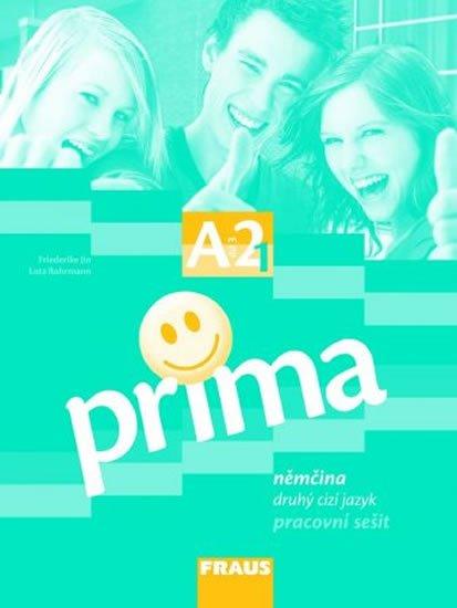 kolektiv autorů: Prima A2/díl 3 - pracovní sešit
