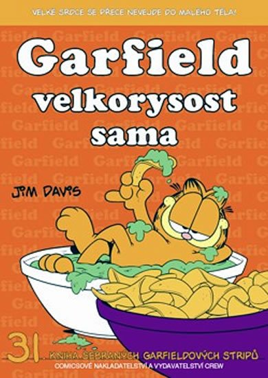 Davis Jim: Garfield velkorysost sama (č.31)
