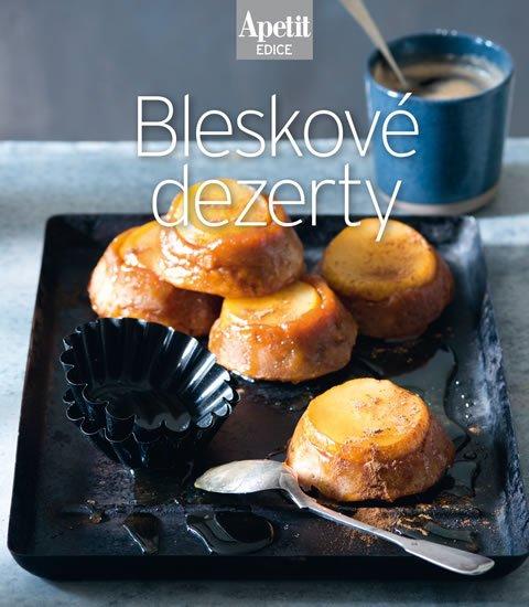 neuveden: Bleskové dezerty (Edice Apetit)