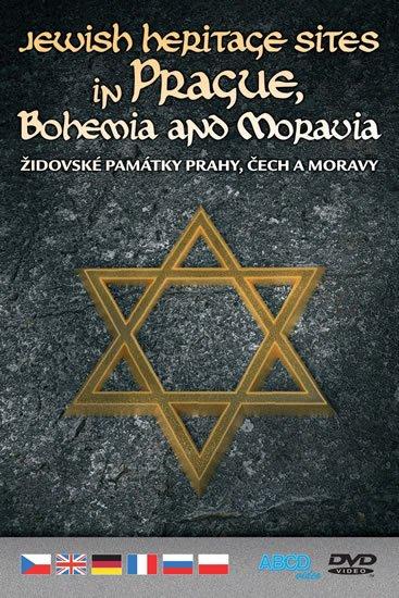 neuveden: Židovské památky Prahy, Čech a Moravy - DVD