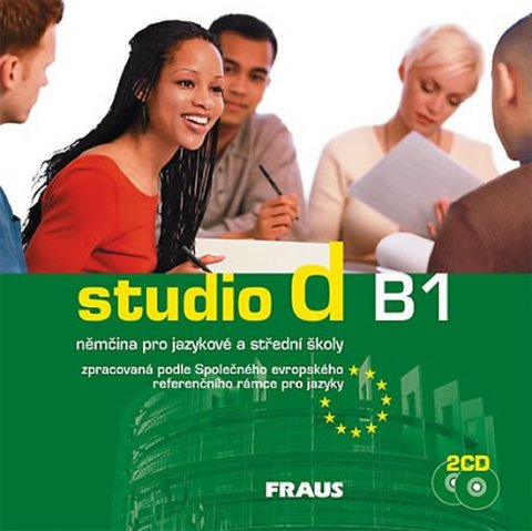 kolektiv autorů: studio d B1 - CD /2ks/