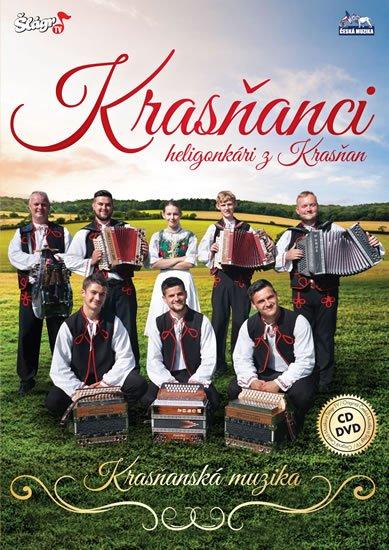 neuveden: Krasňanci - Krasňanská muzika - CD + DVD