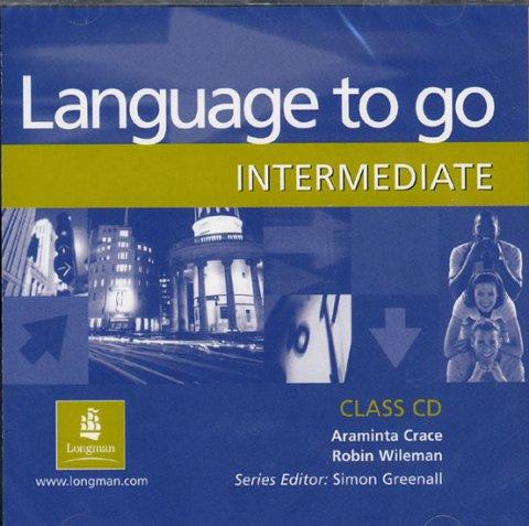 Crace Araminta: Language to Go Intermediate Class CD