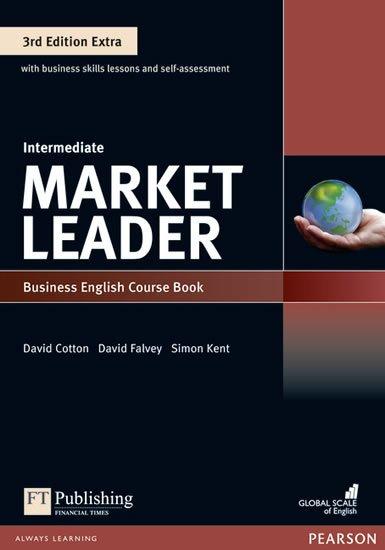 Scott-Barrett Fiona: Market Leader 3rd Edition Extra Intermediate Coursebook w/ DVD-ROM/ MyEngli