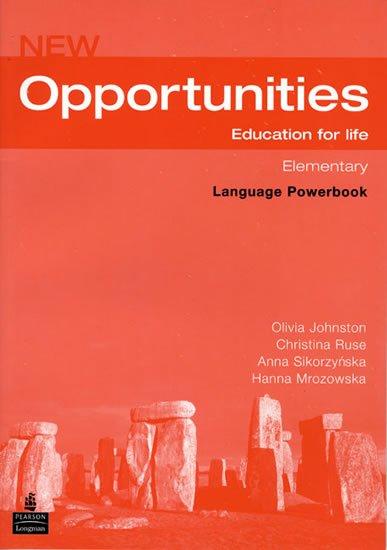 Johnston Olivia: New Opportunities Elementary Language Powerbook Pack