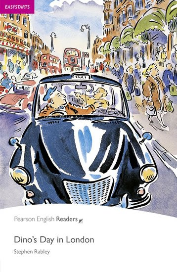 Rabley Stephen: PER | Easystart: Dino´s Day in London Bk/CD Pack