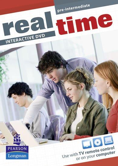 neuveden: Real Life Time Global Pre-Intermediate DVD