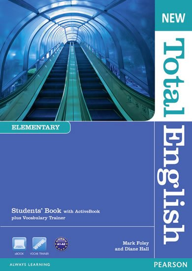 Foley Mark: New Total English Elementary Students´ Book w/ Active Book Pack