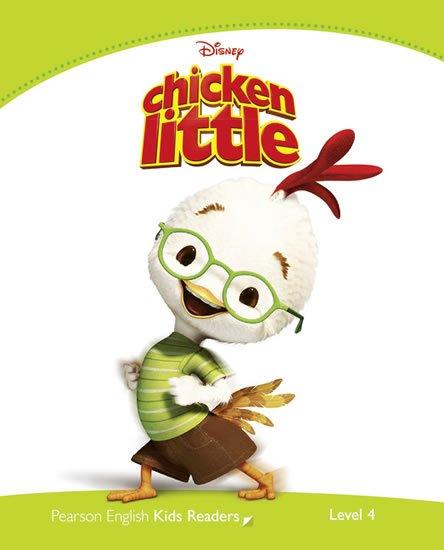 Crook Marie: PEKR   Level 4: Disney Chicken Little