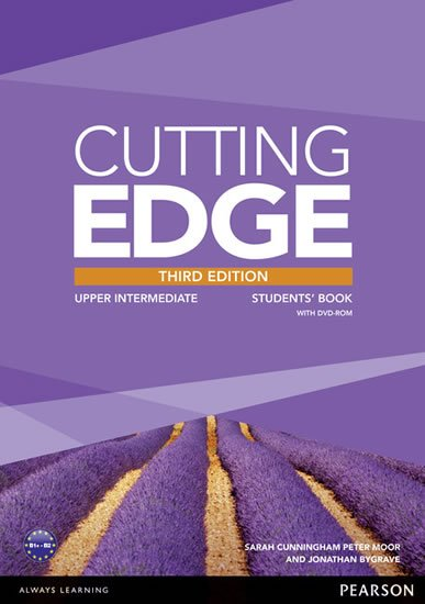 Bygrave Jonathan: Cutting Edge 3rd Edition Upper Intermediate Students´ Book w/ DVD & MyEngli