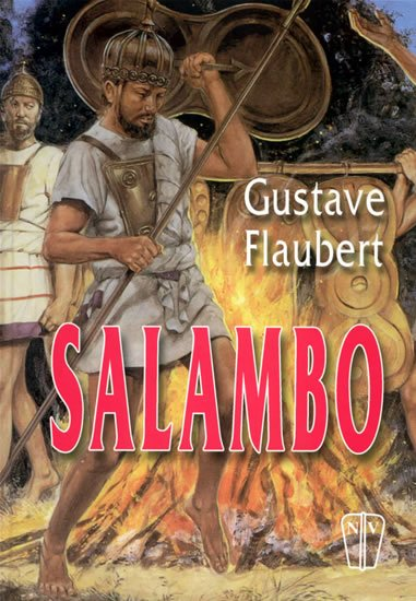 Flaubert Gustave: Salambo - NV