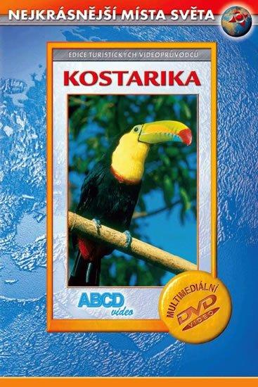 neuveden: Kostarika - Nejkrásnější místa světa - DVD