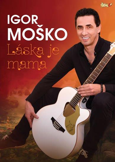 neuveden: Moško Igor - Láska je mama - DVD