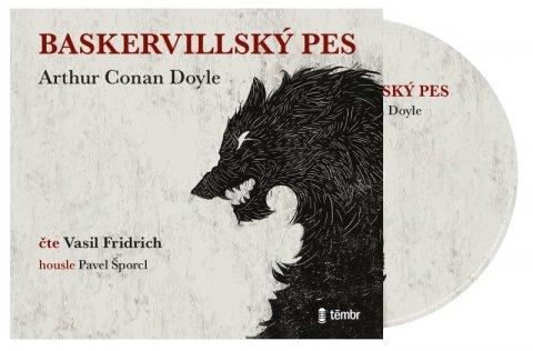 Doyle Arthur Conan: Baskervillský pes - audioknihovna