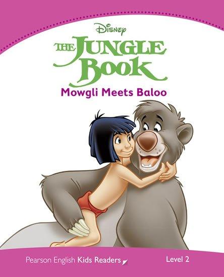 Schofield Nicola: PEKR | Level 2: Disney The Jungle Bk