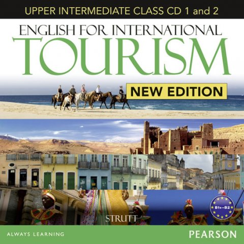 Strutt Peter: English for International Tourism Upper Intermediate Class CD (2)