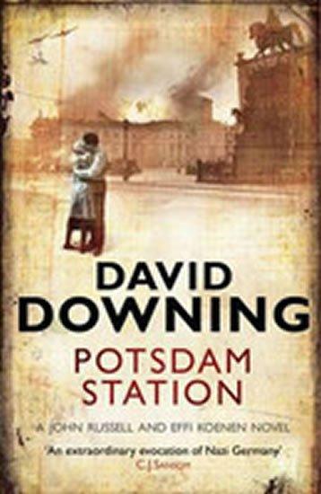 Downing David: Postdam Station