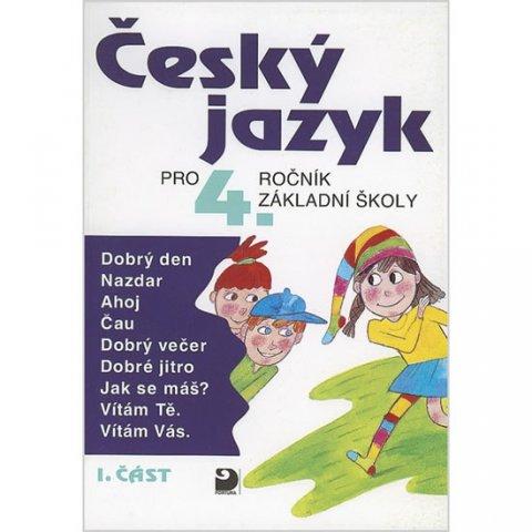 Konopková Ludmila: Český jazyk pro 4. ročník ZŠ - 1. část