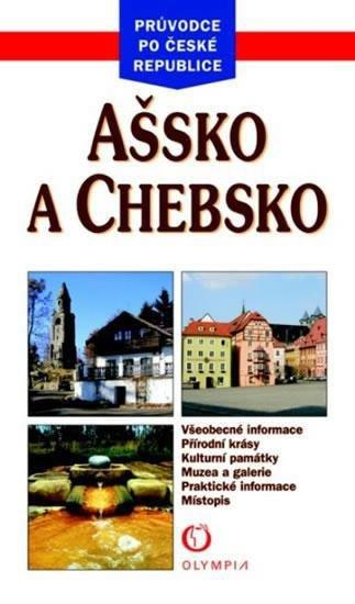 Vít Jaroslav: Ašsko a Chebsko - průvodce po ČR
