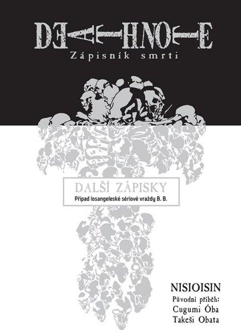 Oba Cugumi, Obata Takeši,: Death Note - Zápisník smrti 13: Další zápisky - Případ losangeleské sériové
