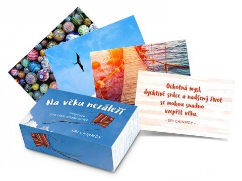 Chinmoy Sri: Na věku nezáleží - karty