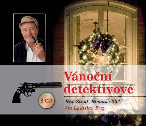 neuveden: Vánoční detektivové - 3CD
