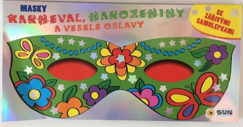 neuveden: Masky - Karneval, narozeniny, oslavy