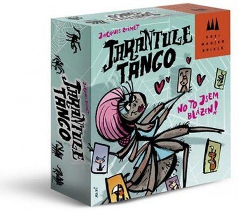 neuveden: Tarantule Tango - Karetní hra