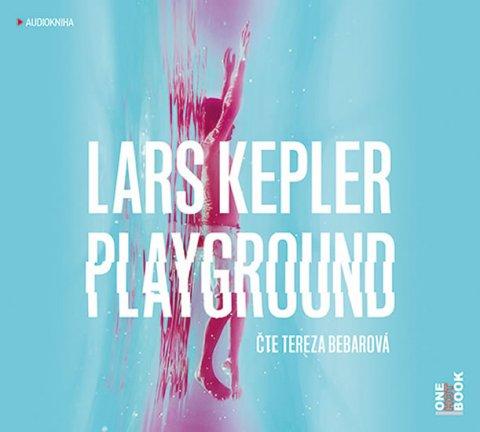 Kepler Lars: Playground - 2CDmp3 (Čte Tereza Bebarová)