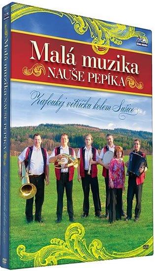 neuveden: Zafoukej větříčku kolem Sušice - DVD