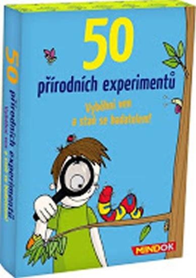 kolektiv autorů: 50 přírodních experimentů