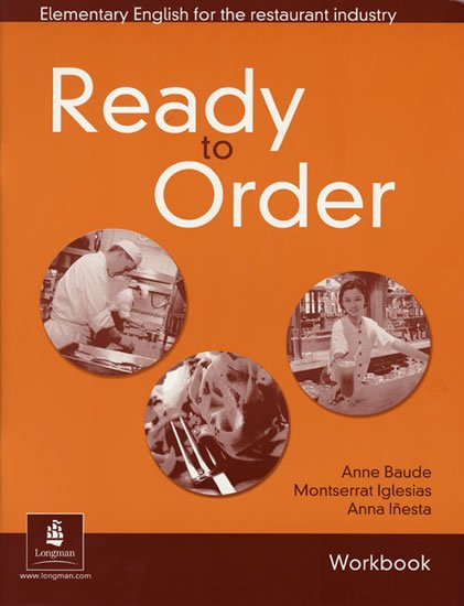 Baude Anne: English for Tourism: Ready to Order Workbook