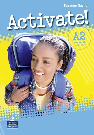 Gaynor Suzanne: Activate! A2 Workbook w/ CD-ROM Pack (w/ key)