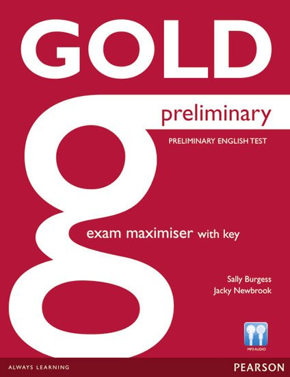 Burgess Sally: Gold Preliminary 2013 Maximiser w/ key