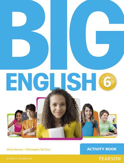 Herrera Mario: Big English 6 Activity Book