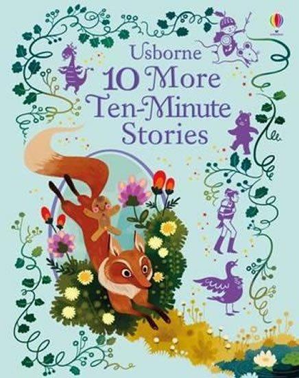 kolektiv autorů: 10 More Ten - Minute Stories