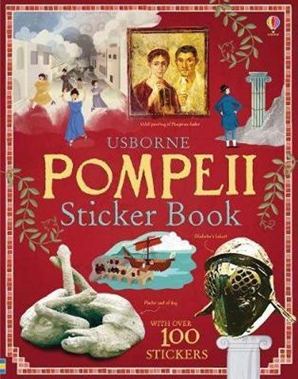 Reid Struan: Pompeii: Sticker Book
