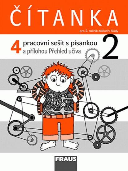 kolektiv autorů: Čítanka 2/4 pro ZŠ - pracovní sešit