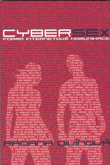 Divínová Radana: Cybersex - Forma internetové komunikace