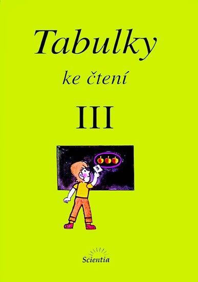 Linc Vladimír: Tabulky ke čtení III - 2. vydání